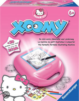 Xoomy Compact - Hello Kitty