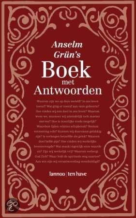 Anselm Gruns Boek Met Antwoorden