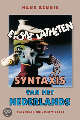 Syntaxis van het Nederlands