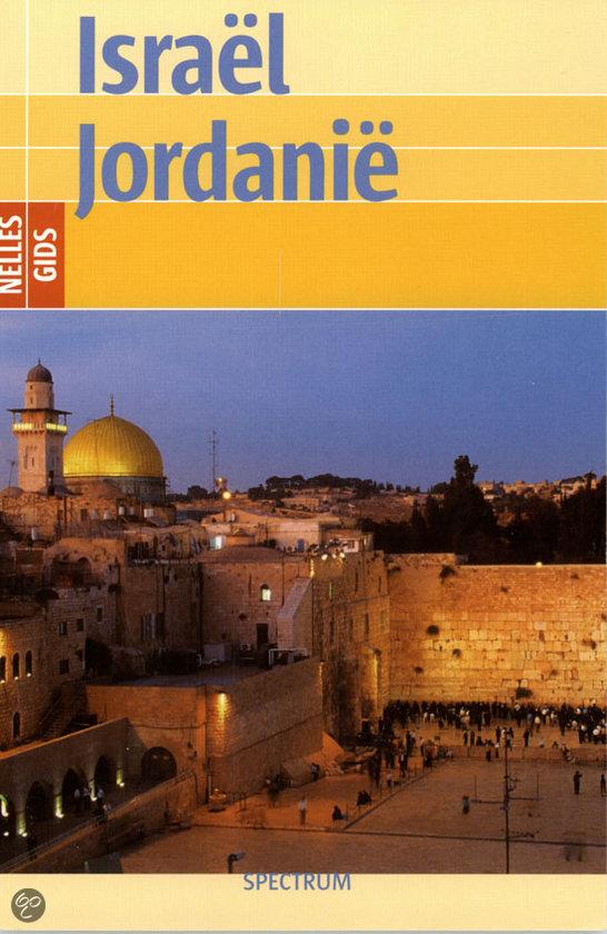 Nelles gids Israel - Jordanie