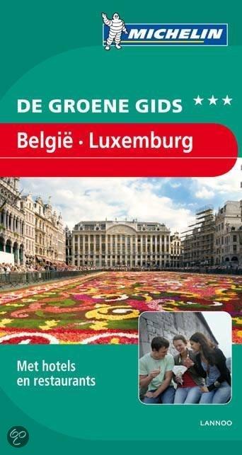 De Groene Reisgids Belgie - Luxemburg