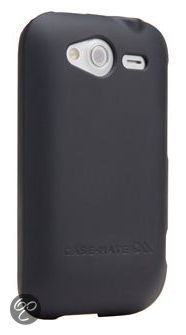 Case-Mate Barely There Case voor de HTC Wildfire S - Zwart