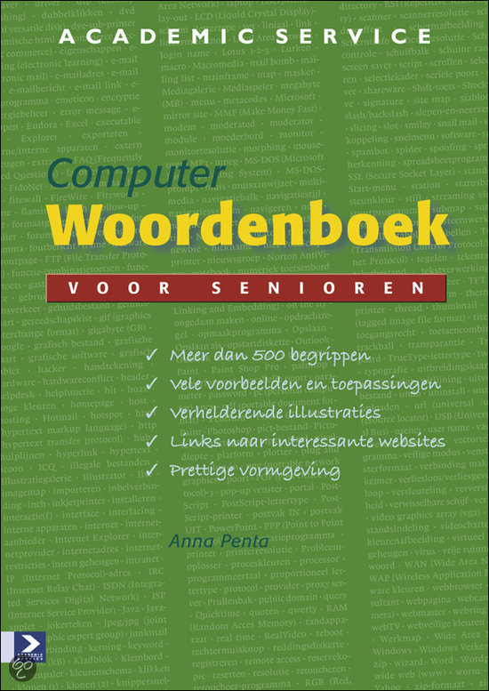 Computerwoordenboek Voor Senioren