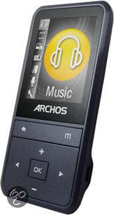 Archos 18B Vision - MP4 speler - 8 GB