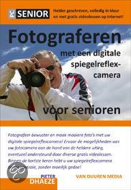 Fotograferen Met Een Digitale Spiegelreflexcamera Voor Senioren
