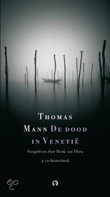 De dood in Venetie (luisterboek)