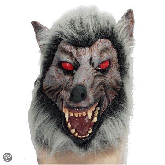 latex maskers halloween