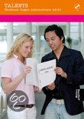 Talents / A2-B1 / deel werkboek engels administratie / druk 1