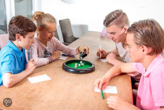 Thumbnail van een extra afbeelding van het spel Longfield Games Dobbelset Compleet