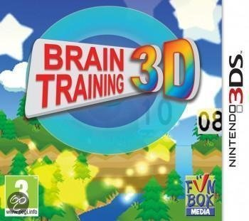 Brain Training 3d - 2DS + 3DS