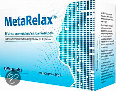Metagenics MetaRelax - 90 Tabletten