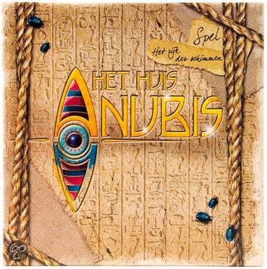 Afbeelding van het spel Studio 100 Anubis rijk der schimmen spel