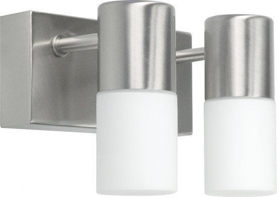 Badkamer Wandlamp Chroom : Bol ranex prada badkamer wandlamp prada staal