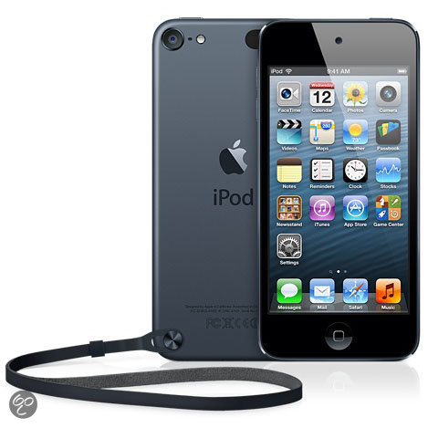 Apple iPod Touch - MP4-speler - 32 GB - Zwart