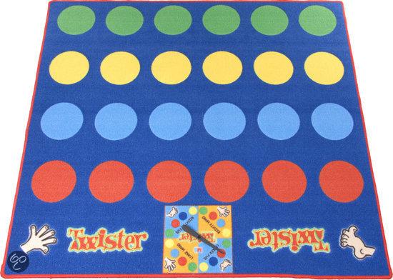 Afbeelding van het spel Spelkleed Twister
