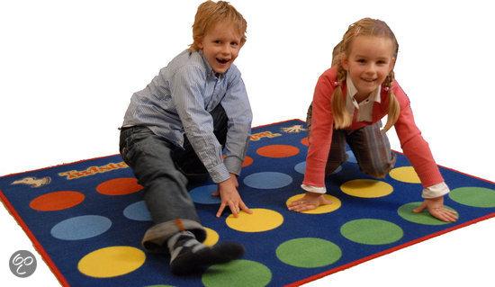 Thumbnail van een extra afbeelding van het spel Spelkleed Twister