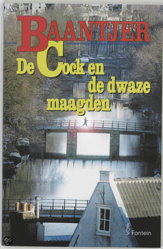 Baantjer Fontein paperbacks 54 - De Cock en de dwaze maagden