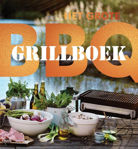 Het grote BBQ en grillboek