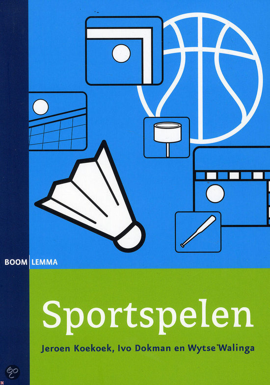 Sportspelen