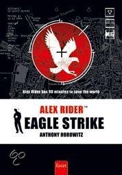Alex Rider / 4 Eagle Strike / druk Heruitgave