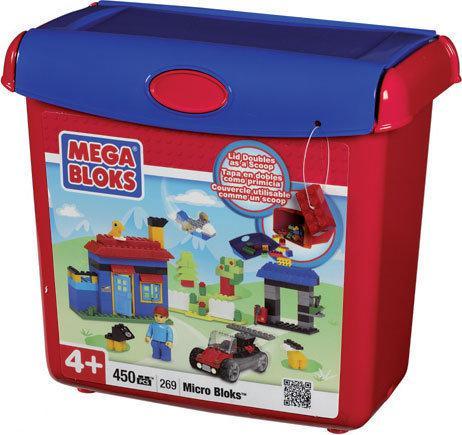 Mega Bloks - Micro Bloks Classic - Constructiespeelgoed
