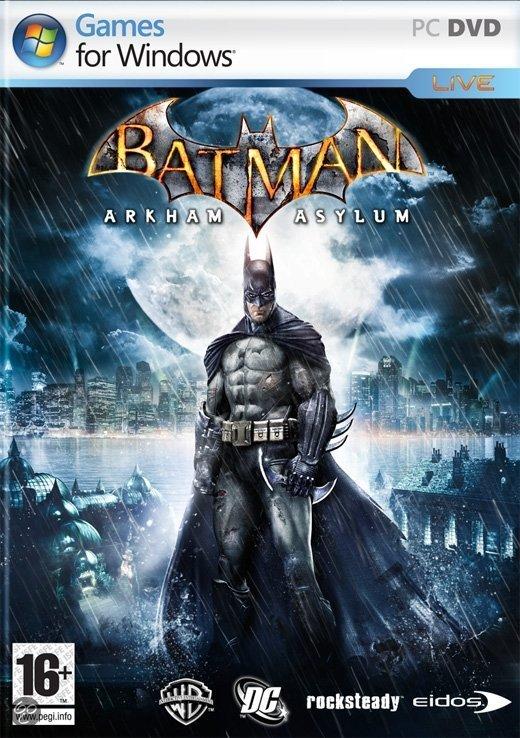 Batman, Arkham Asylum (dvd-Rom) - Windows kopen
