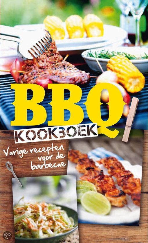 BBQ karton kookboek