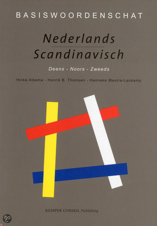 Basiswoordenschat Nederlands - Scandinavisch / Druk Heruitgave