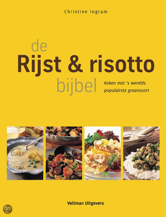 De Rijst- En Risotto Bijbel / Druk Heruitgave