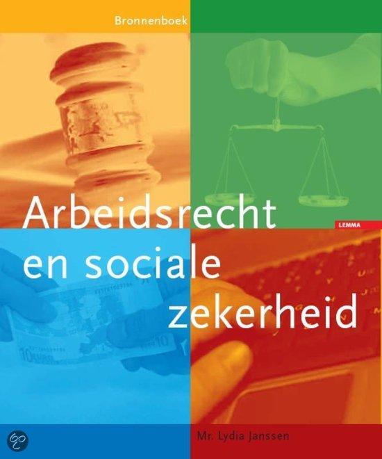 Arbeidsrecht en sociale zekerheid