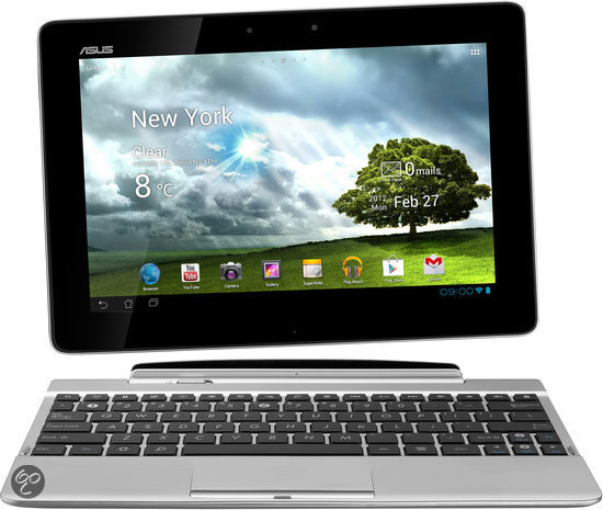 Asus Transformer Pad (TF300T) - Wit - 32GB met docking