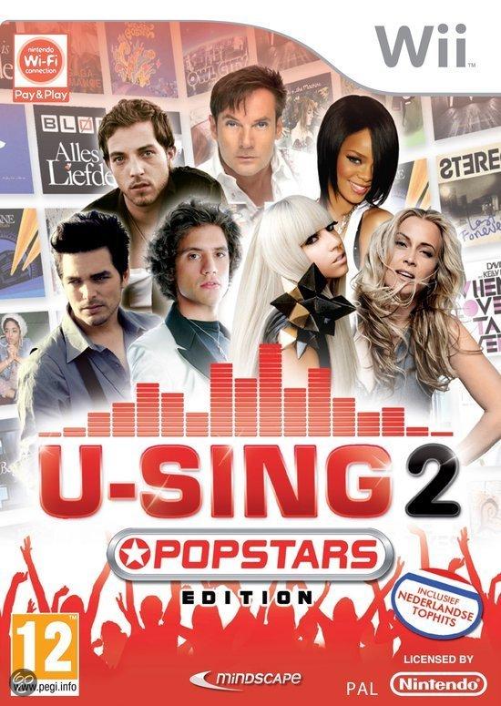 U-Sing 2 Popstars