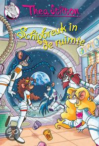 Thea Stilton 8 - Schipbreuk in de ruimte