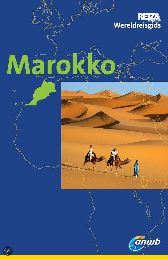 ANWB Wereldreisgids Marokko