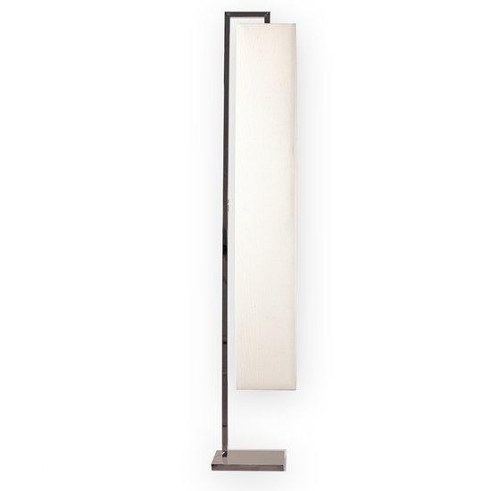 bol.com : Vloerlamp Metaal+Kap Wit Modern design