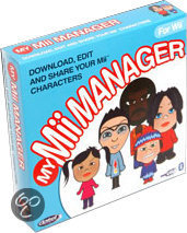 My Mii Manager & Blue Tooth Dongle kopen
