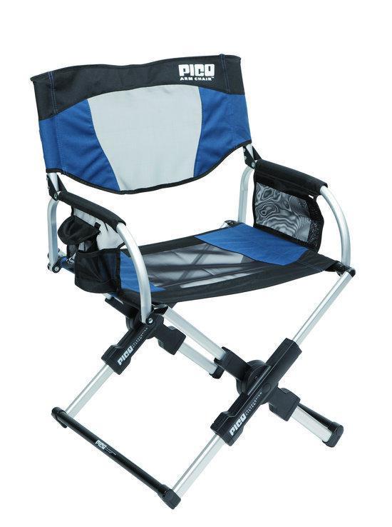 GCI Outdoor Pico Arm Chair   Vouwstoel   Aluminium