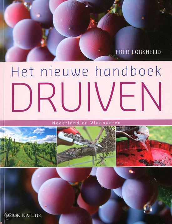 Het nieuwe handboek druiven