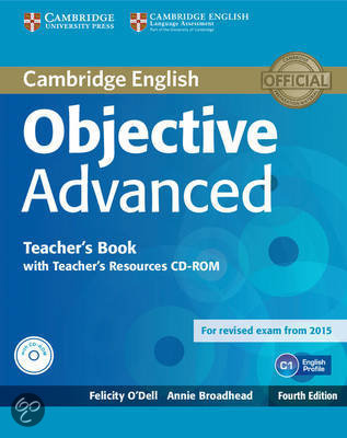 Objective Advanced 4th ed TB