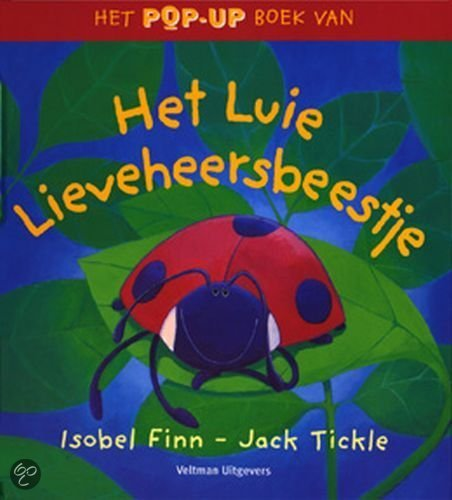 Afbeeldingsresultaat voor het luie lieveheersbeestje
