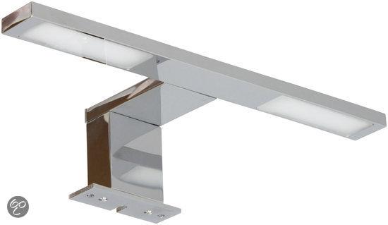 Badkamer spiegellamp led led verlichting watt for Badkamerverlichting spiegel