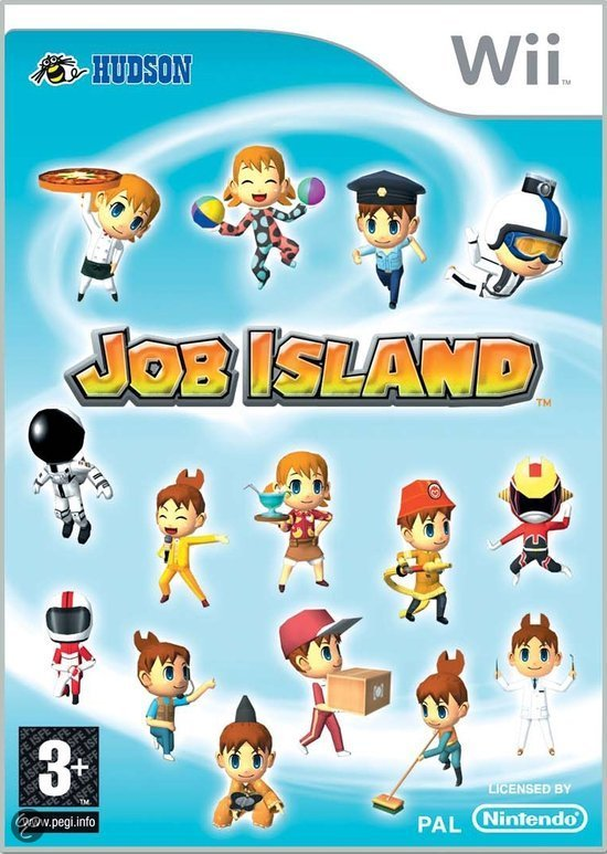 Job Island kopen