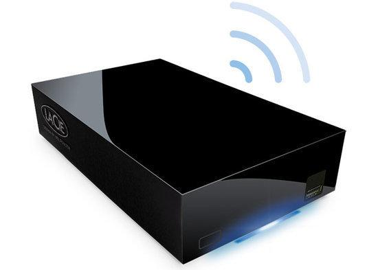 LaCie Wireless Space 2TB EK