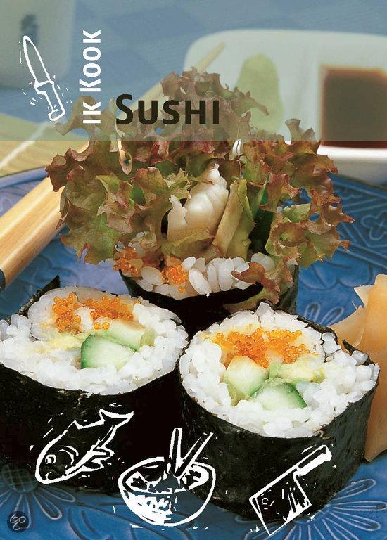 Ik kook Sushi