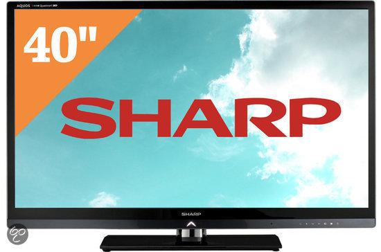 sharp lc 40le830e 3d led tv 40 inch full hd. Black Bedroom Furniture Sets. Home Design Ideas