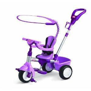 Little Tikes 4-in-1 Driewieler - Paars