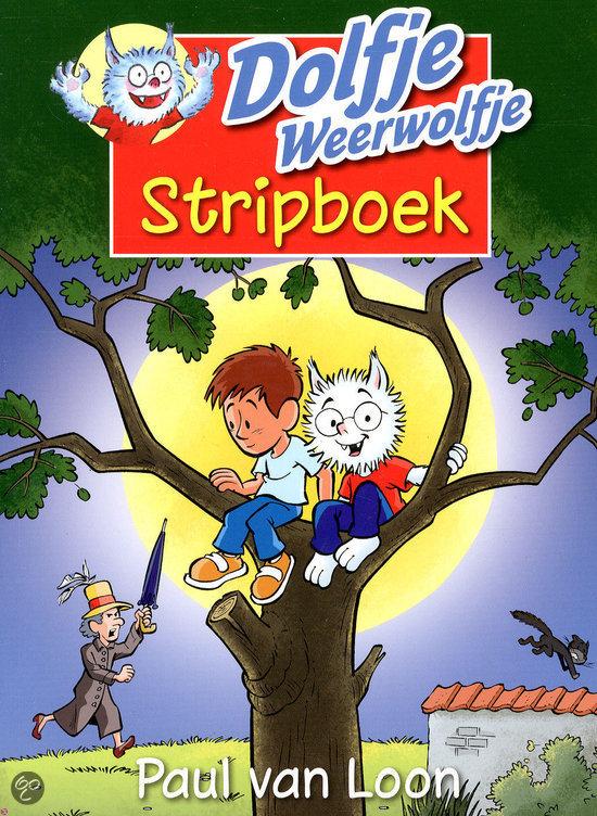 Dolfje Weerwolfje stripboek