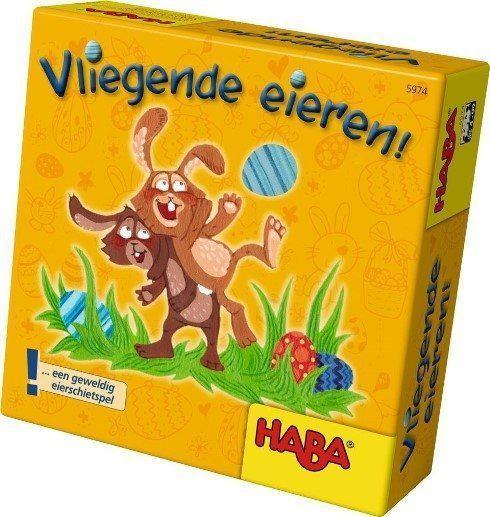 Afbeelding van het spel Supermini Spel - Vliegende eieren! (Nederlands) = Duits 4964 - Frans 5953