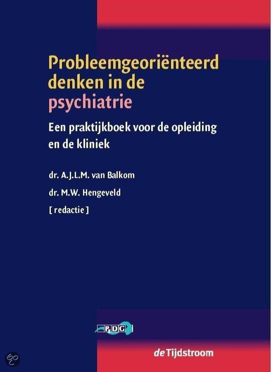 Probleemgeorienteerd denken in de psychiatrie