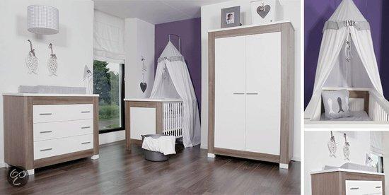 bol | bebies first maartje complete babykamer - wit, Deco ideeën